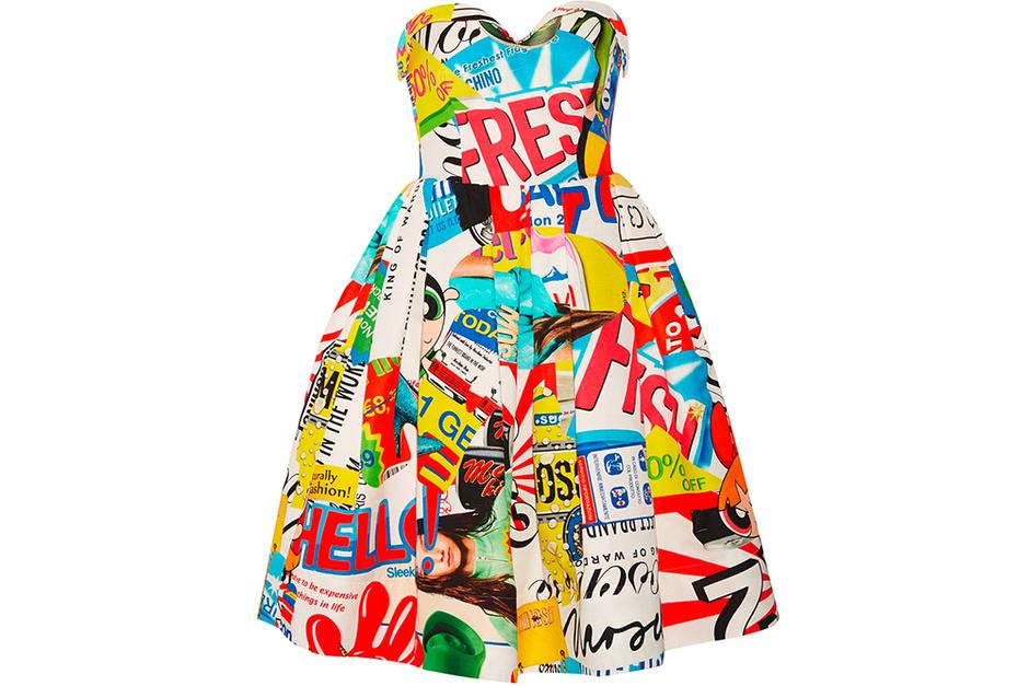 Платье, Moschino