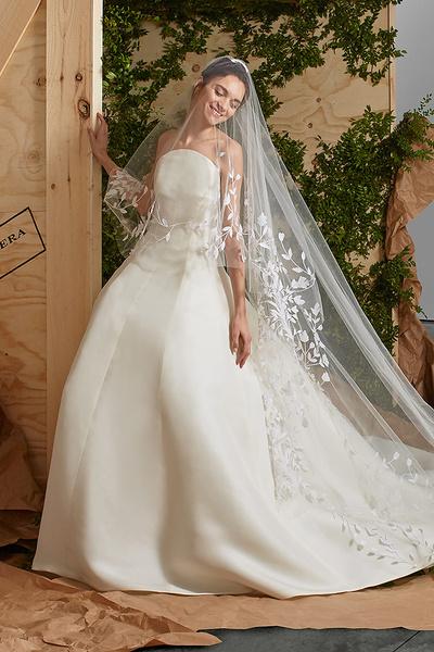 Лучшие коллекции Недели свадебной моды | галерея [7] фото [14]