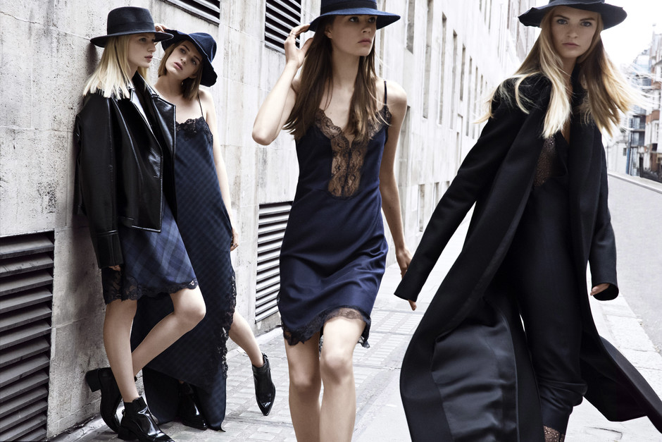 Бренд Zara запускает российский интернет-магазин