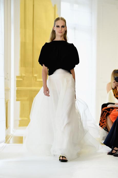 Dior Haute Couture, осень-зима 2016
