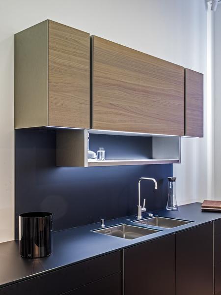 Poggenpohl совместно с Porsche Design Studio выпустили новую кухню | галерея [1] фото [10]