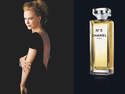 Рекламная кампания Chanel No.5 с Николь Кидман