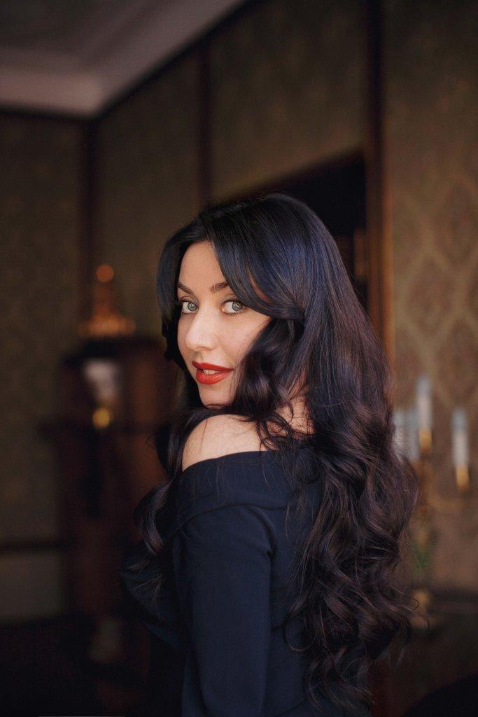 Черное платье - Marciano Guess