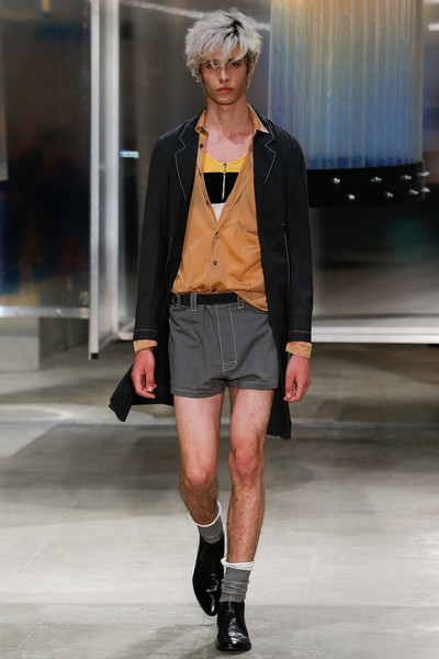 Неделя мужской моды в Милане: лучшие показы | галерея [2] фото [20]