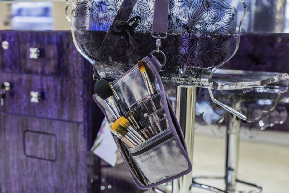 Неделя уроков макияжа от Urban Decay
