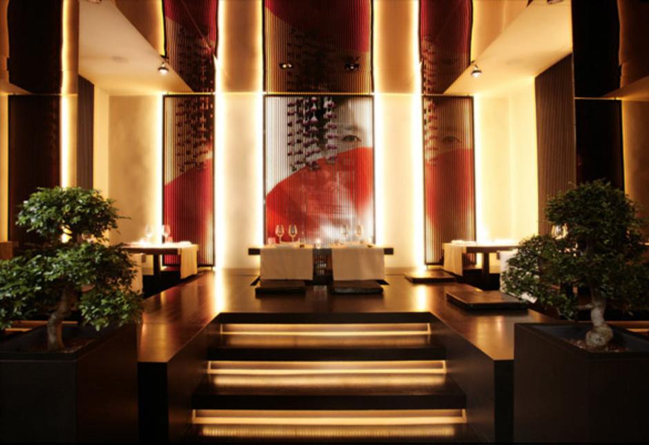 Ресторан Koko во Флоренции. Оформление интерьеров - бюро PLS Design