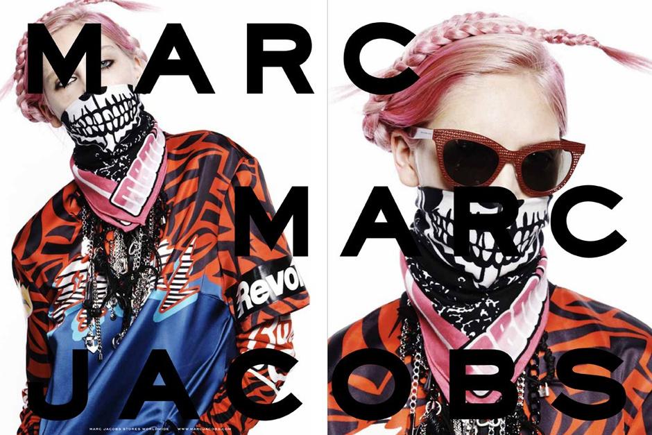 Новая коллекция Marc by Marc Jacobs