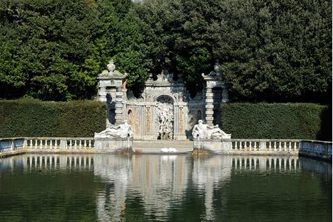 Вилла Марлия в Тоскане станет отелем   галерея [1] фото [36]