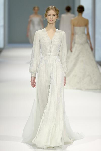 Лучшие свадебные платья из кутюрных коллекций | галерея [3] фото [4]