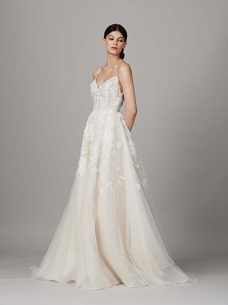 Лучшие коллекции Недели свадебной моды | галерея [2] фото [11]