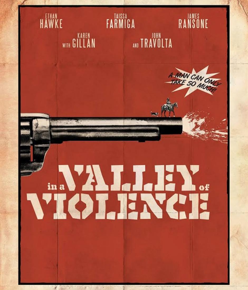 «В долине насилия», (In a Valley of Violence)
