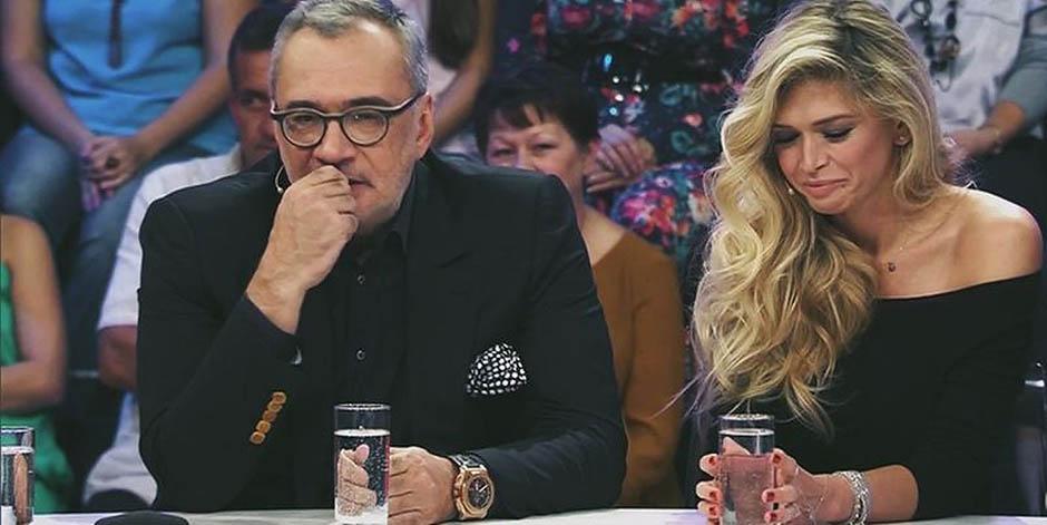 Вера Брежнева и Константин Меладзе фото