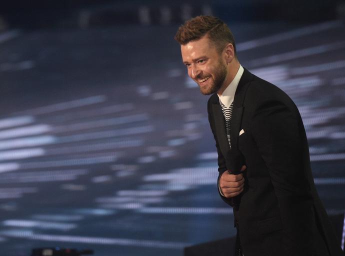 Джастин Тимберлейк впервые выступит на «Евровидении»