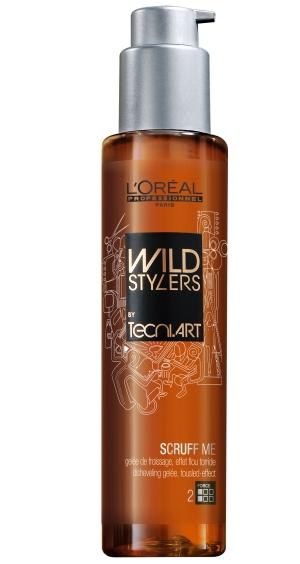 Гель для волос