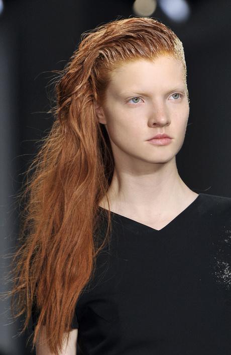 Эффект мокрых волос мастер класс для начинающих #5