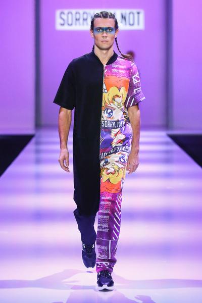 Молодые дизайнеры на Неделе моды в Москве | галерея [4] фото [6]