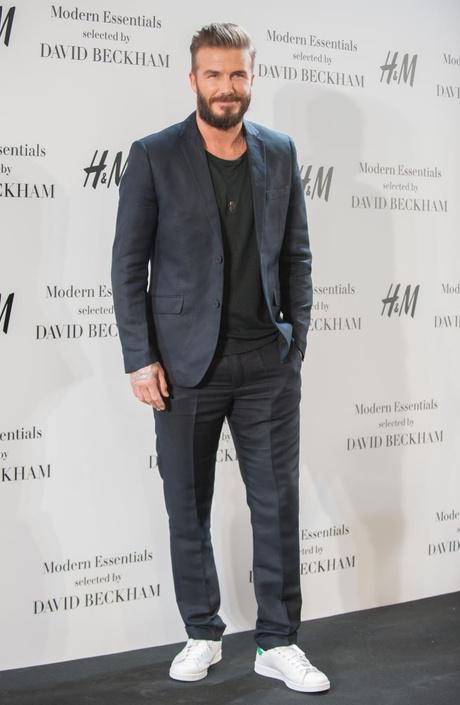 Дэвид Бекхэм признался, что одежду для него всегда выбирает жена