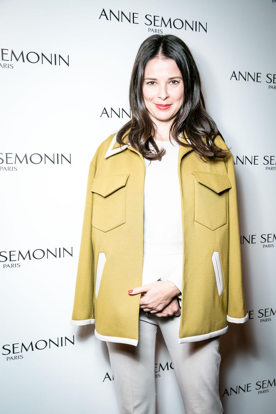 Звезды на гала-ужине Anne Semonin