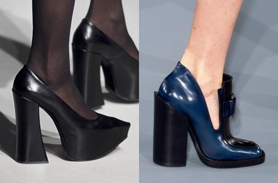 женские туфли осень 2013 фото