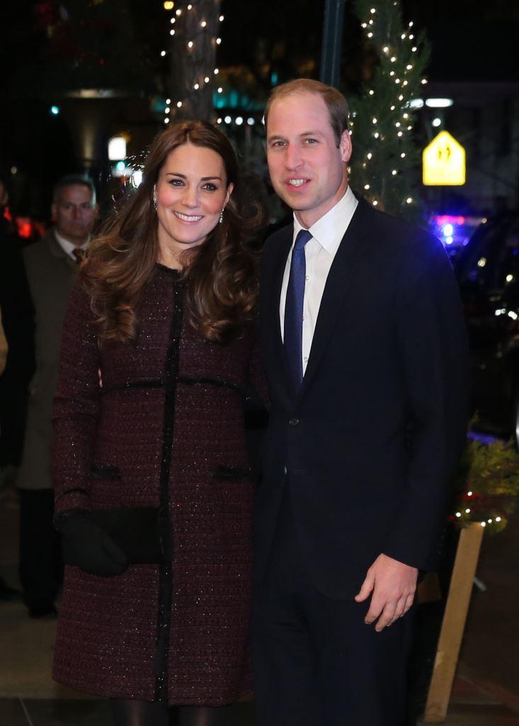 Принц Уильям и Кейт Миддлтон прибыли с визитом в США