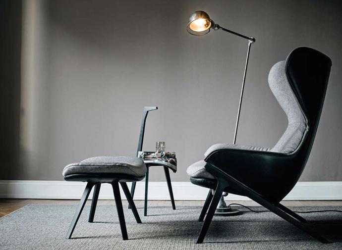 Кресло P22, Cassina