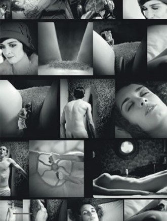 В «Поговори с ней» Педро Альмодовара герой истории стремительно уменьшается в размерах, погружается в вагину возлюбленной и остается там навсегда. Конечно, только во сне