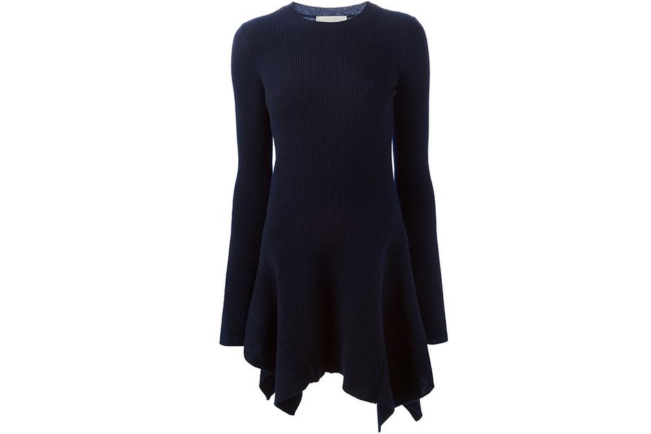 Платье-свитер, Stella McCartney, farfetch.com