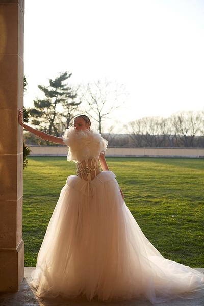 Лучшие коллекции Недели свадебной моды | галерея [4] фото [3]