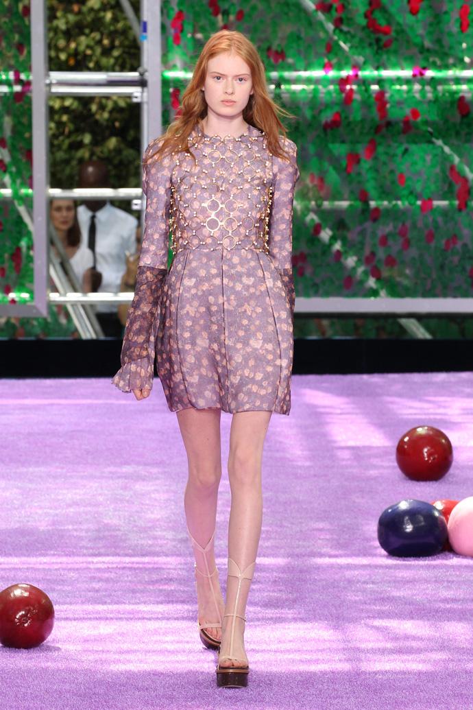 Christian Dior Couture, осень-зима 2015