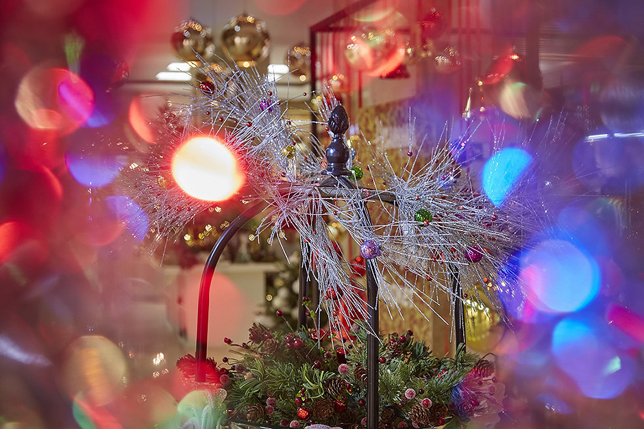 Новогодний базар в «Галерее Неглинная»