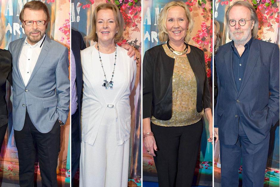Участники ABBA впервые с 1986 года выступили вместе