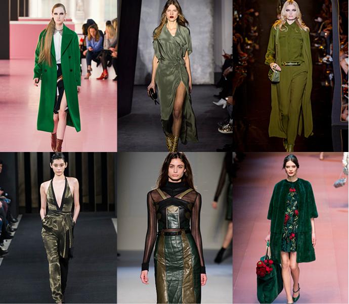 Подиум: Christian Dior, 3.1 Philip Lim, Elie Saab, J.Mendel, Roland Mouret, Dolce&Gabbana