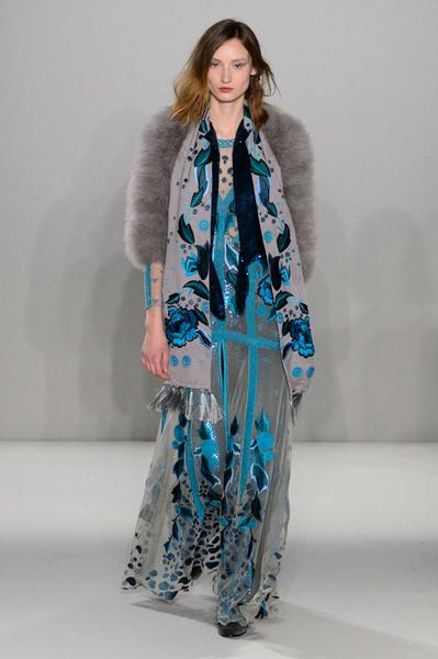 Неделя моды в Лондоне: 22 февраля | галерея [2] фото [12]