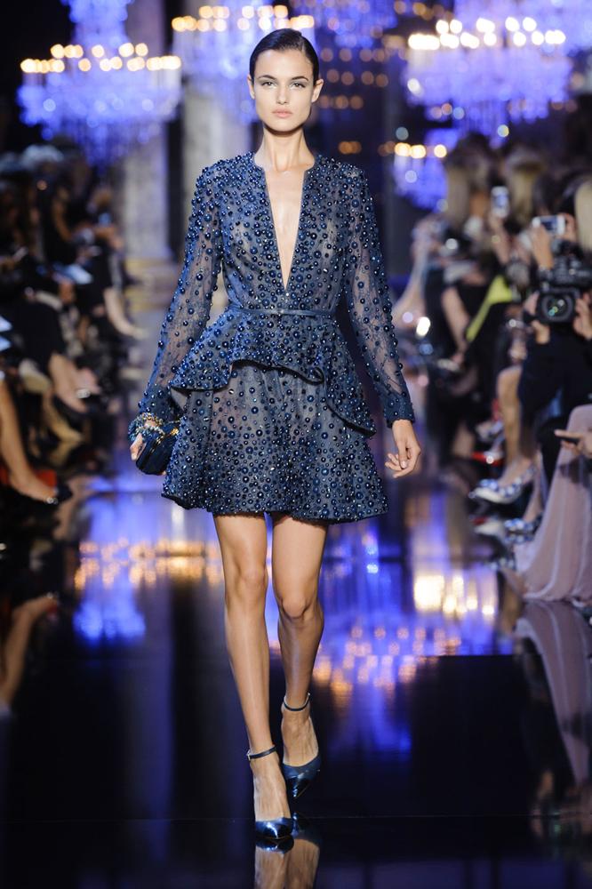 Коллекция Elie Saab Couture осень-зима 2014-15