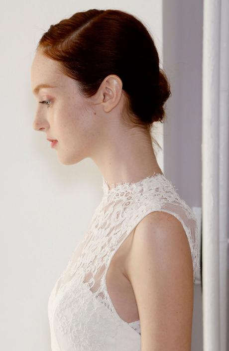 свадебные укладки на средние волосы