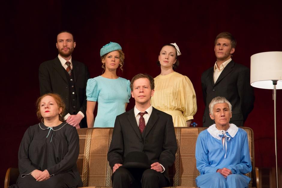 В Театре наций состоялась премьера спектакля «Гаргантюа и Пантагрюэль»