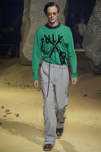 Неделя мужской моды в Париже: лучшие показы | галерея [5] фото [12]