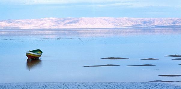 Озеро Шотт эль-Джерид