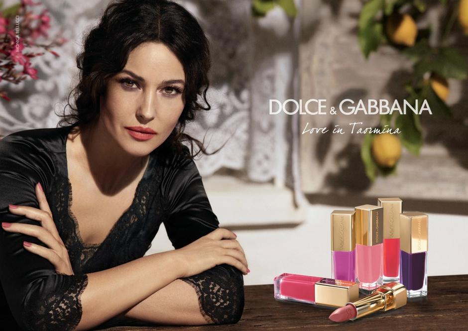 Dolce & Gabbana представили новую коллекцию косметики Love in Taormina