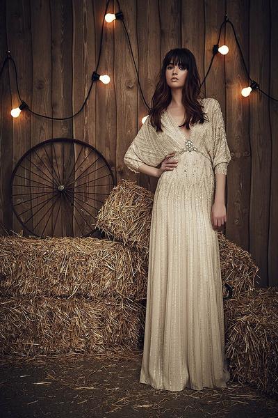 Лучшие коллекции Недели свадебной моды | галерея [6] фото [10]
