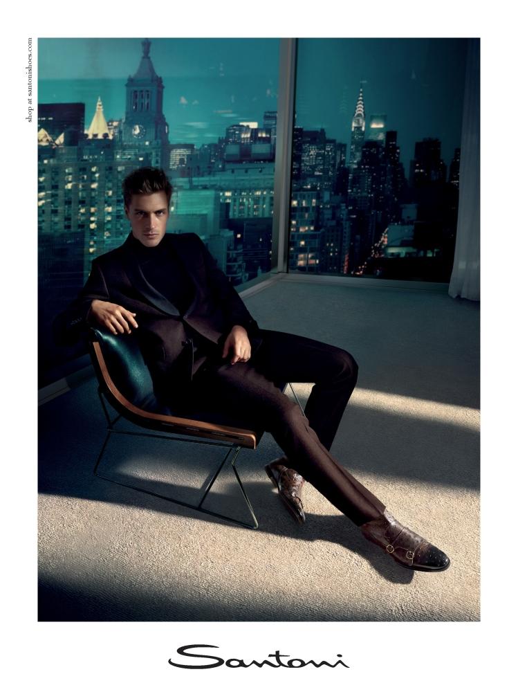 Модные мужские туфли: фото
