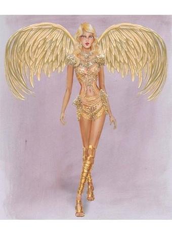 Подробности показа Victoria's Secret 2014