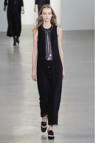 Показ Calvin Klein на Неделе моды в Нью-Йорке | галерея [1] фото [4]