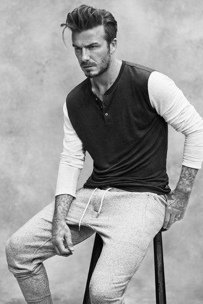 Дэвид Бекхэм выбрал любимые вещи от H&M | галерея [1] фото [10]