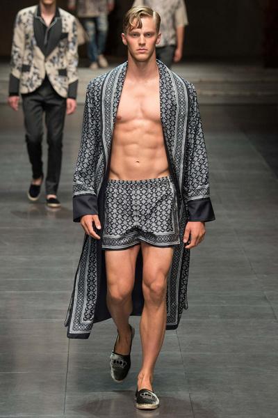 Неделя мужской моды в Милане: лучшие показы | галерея [4] фото [8]