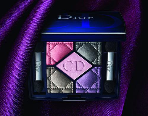 Тени Dior 5 Couleurs с обновленной текстурой