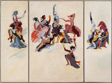 В Новом Манеже открывается выставка из собирания Галереи «АБА» | галерея [1] фото [7]