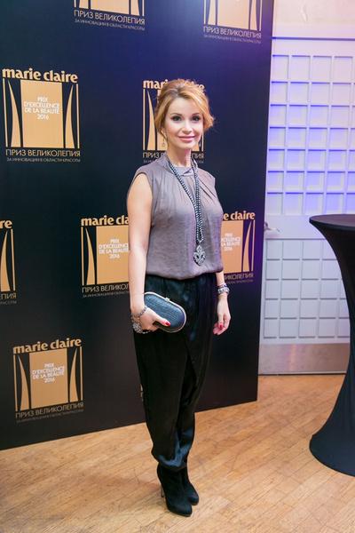 Marie Claire вручил премию в области красоты Prix d'Excellence de la Beauté 2016 | галерея [1] фото [11]