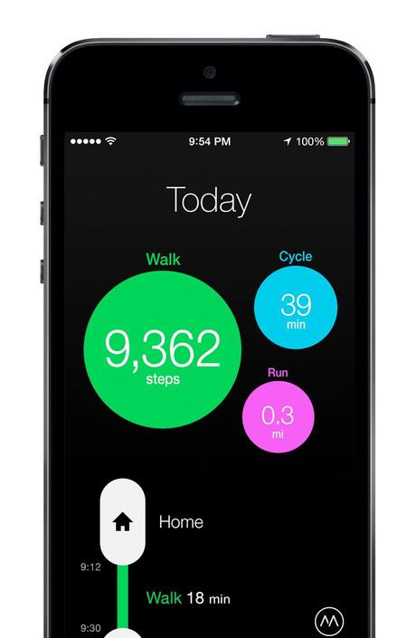 фитнес приложения для android