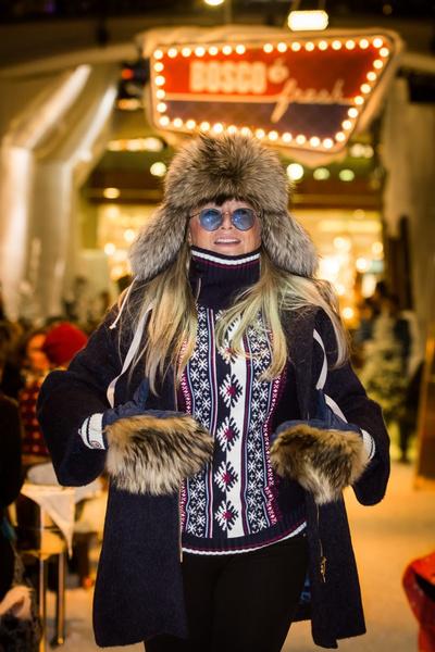 В ГУМе состоялось открытие магазина BOSCO Fresh и вечеринка Aprés ski | галерея [1] фото [31]